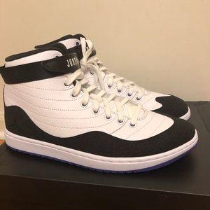Men's Air Jordan KO 23 Shoes White/ Concord/Black